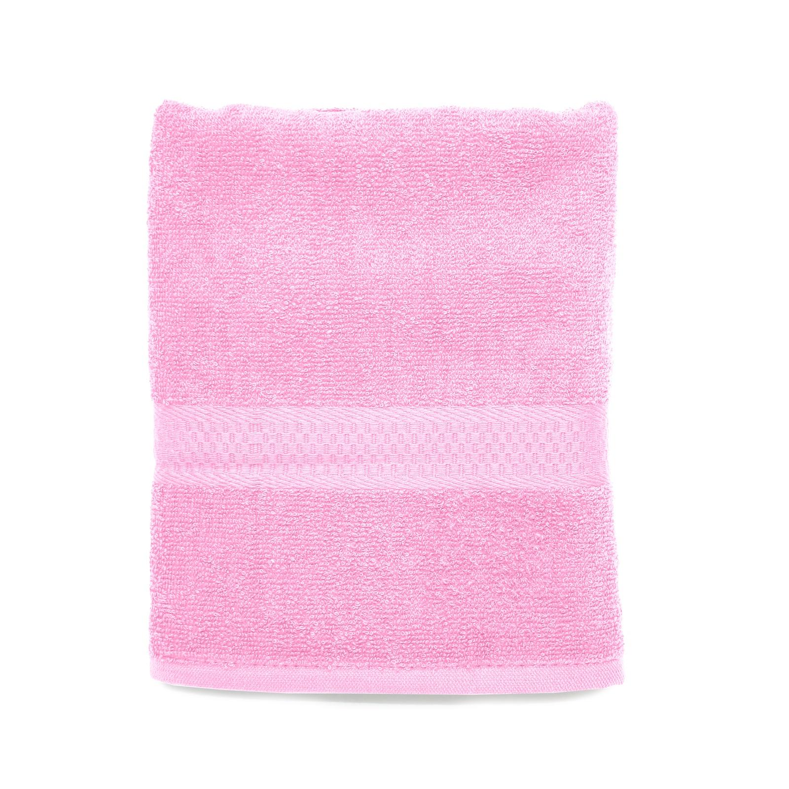 Полотенце банное Spany, 21311318194, махровое, розовый, 70 х 130 см21311318194Полотенце банное 70*130 Spany, махровое, розовое