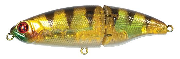 Воблер PONTOON 21, Danzante J 100S-LL, 100мм, б/лоп.,20.3 гр., 0.5-1.5 м., №837