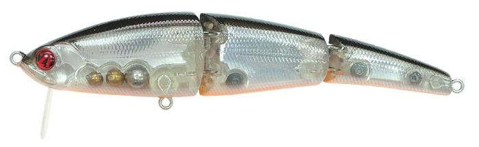 Воблер PONTOON 21, Danzante J2 140F-SSR, 140мм, 23.0 гр., 0.0-0.3 м., №812
