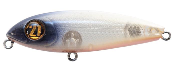 Волкер PONTOON 21, LocoPerrito65SL, 65мм, 8.7 гр., поверхностный, №821