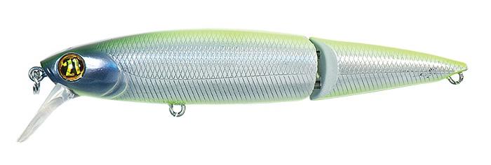 Воблер Pontoon21 Tantalisa, 2-x частн., плавающ., 85мм., 8.6 гр.,0.5-1.0 м.,№702