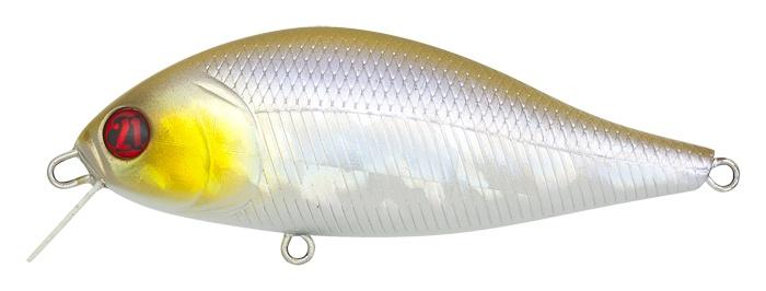 Воблер PONTOON 21, Bet-A-Shad 63SP-SR, 63мм, 7.7 гр., 0.2-0.4 м., №A30