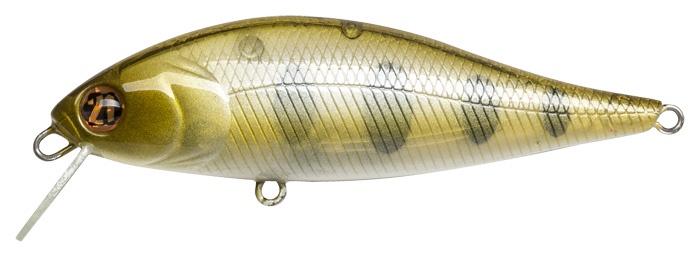 Воблер PONTOON 21, Bet-A-Shiner 68SP-SR, 68мм, 6.6 гр., 0.1-0.3 м., №351