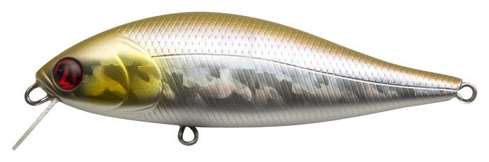 Воблер PONTOON 21, Bet-A-Shiner 91F-SR, 91мм, 16.4 гр., 0.1-0.3 м., №A30