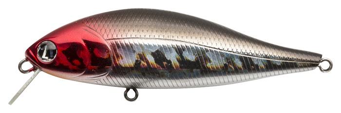 Воблер PONTOON 21, Bet-A-Shiner 91SP-SR, 91мм, 17.3 гр., 0.2-0.4 м., №A16