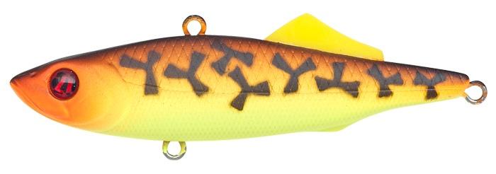 Воблер Pontoon21, Kalikana Vib, 58 Nano Sound, 58мм, 11гр, #075FP21-KalikVIB-58NS-075FСерия Kalikana Vib (как и серия Bet-A-Vib)отличается от множества других виб'ов тем, что изначально создавалась с учётом использования для подлёдной рыбалки, а не только для ловли взаброс. Эти виб'ы имеют больший, чем у близких по габаритам аналогов удельный вес, что, несомненно, положительно сказывается на особенностях применения этих интересных приманок. Другая узнаваемая особенность – верхний плавничок из прочного и упругого пластика, создающий дополнительные оттенки вибрации при вертикальной и горизонтальной проводках. Характерные обводы Kalikana Vib напоминают пелагических рыбок, крупную верховку или упитанную уклейку. При ловле в овес, будь то ловля со льда или с лодки, эти виб'ы на сбросе чётко отклоняются в сторону, наклоняясь на бок и вибрируя, что выделяет их среди всех существующих вибов. По сравнению с Bet-A-Vib, Kalikana Vib при вертикальном блеснении планирует в сторону немного дальше и «ложится», переваливаясь с боку на бок, привлекая тем самым хищников с дальнего расстояния. По достижении крайней точки траектории воблер разворачивается и возвращается к исходной вертикальной оси. В целом Kalikaba Vib движутся и разворачиваются чуть медленнее, чем Bet-A-Vib. Если же сравнивать с балансирами, то игра Kalikana Vib более плавная и деликатная. Очень часто именно такое поведение приманки провоцирует хищника, прежде всего судака и окуня, поэтому поклёвки на Kalikana Vib продолжаются и тогда, когда «молчат» и балансиры, и блёсны. При ловле взаброс Kalikana Vib выступаю...