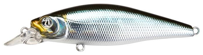 Воблер Pontoon21 SapShad плавающий, P21-SSH-65F-SR-005, 65 мм, 6.25 гр, 0.4-0.7 м