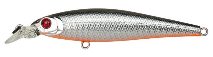 Воблер Pontoon21 Saunda 80F-SR, плавающий, P21-SAU80F-SR-051, №051, длина 8 см, 7,6 г, 0,5-0,8 м