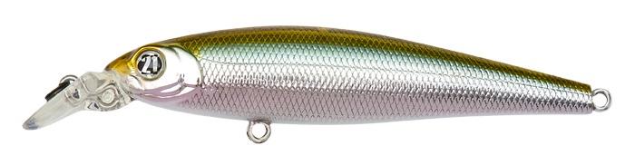 Воблер Pontoon21 Saunda 95F-SR, плавающий, P21-SAU95F-SR-012, №012, длина 9,5 см, 12,3 г, 0,7-1 м