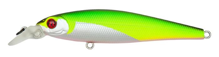 Воблер Pontoon21 Saunda 95F-SR, плавающий, P21-SAU95F-SR-R37, №R37, длина 9,5 см, 12,3 г, 0,7-1 м