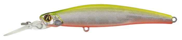 Воблер Pontoon21 PREFERENCE MINNOW 75F-DR, 75 мм.,5.0 гр., 0.8-1.2м, цвет A62