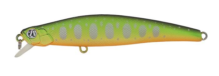 Воблер Pontoon21 Preference Minnow 90F-SR, плавающий, P21-PSM90F-SR-A10, №A10, длина 9 см, 7 г, 0,3-0,7 м