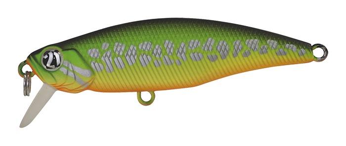 Воблер Pontoon21 Preference Shad 55F-SR, плавающий, P21-PSH55F-SR-A70, №A70, длина 5,5 см, 3,3 г, 0,3-0,5 м