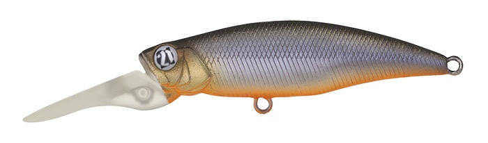 Воблер Pontoon21 Preference Shad 55SP-DR, зависающий, P21-PSH55SP-DR-A11, №A11, длина 5,5 см, 4,5 г, 1,0-1,5 м