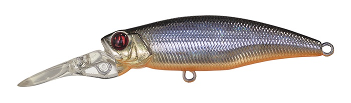 Воблер Pontoon21 Preference Shad 55SP-DR, зависающий, P21-PSH55SP-DR-A12, №A12, длина 5,5 см, 4,5 г, 1,0-1,5 м