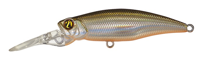 Воблер Pontoon21 Preference Shad 55SP-DR, зависающий, P21-PSH55SP-DR-A60, №A60, длина 5,5 см, 4,5 г, 1,0-1,5 м