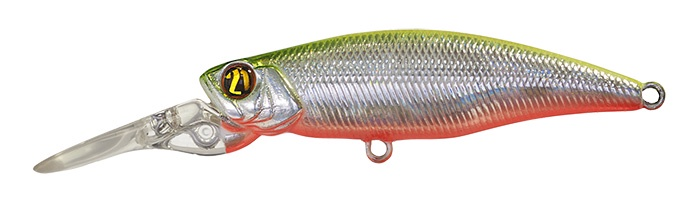 Воблер Pontoon21 Preference Shad 55SP-DR, зависающий, P21-PSH55SP-DR-A62, №A62, длина 5,5 см, 4,5 г, 1,0-1,5 м