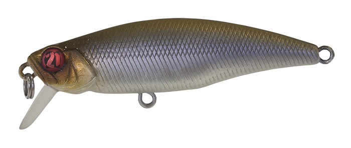Воблер Pontoon21 PREFERENCE SHAD 55SP-SR, 55 мм.,5.4 гр., 0.4-0.6м, цвет A30