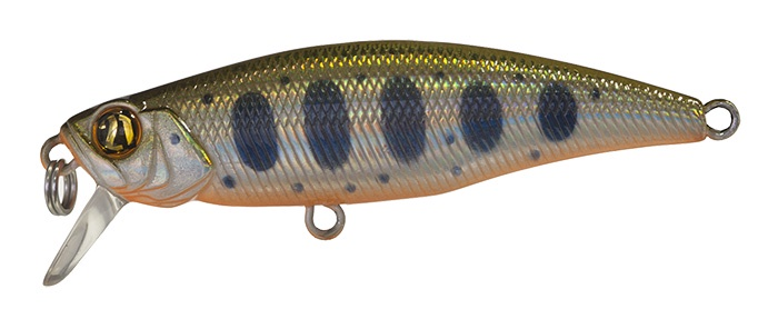 Воблер Pontoon21 PREFERENCE SHAD, P21-PSH55SP-SR-A50, зависающий, длина 55 мм, вес 5.4 г, 0.4-0.6м г,