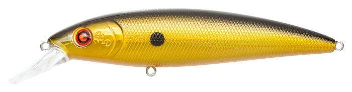 Воблер GAD BONUM 75SP-SR, 75 мм, 7.2 гр, 0.7-1.0, цвет 001