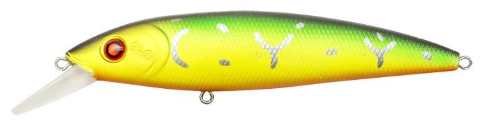 Воблер GAD BONUM 75SP-SR, 75 мм, 7.2 гр, 0.7-1.0, цвет 010