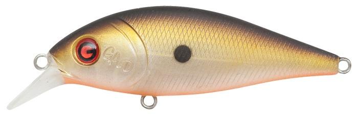 Воблер GAD GOSH 60F-SR, 60 мм, 6.3.гр, 0.6-0.8, цвет 009