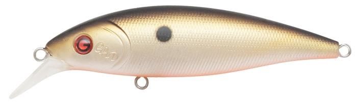 Воблер GAD PROG 65F-SR, 65 мм, 6.5.гр, 0.5-0.8, цвет 009