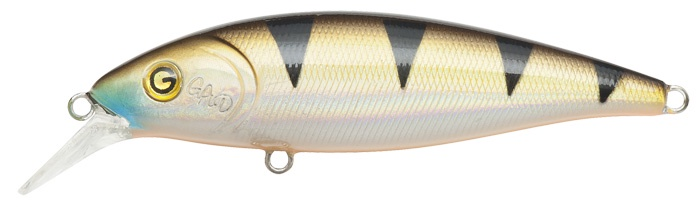 Воблер GAD PROG 65SP-SR, 65 мм, 7.1.гр, 0.7-1.0, цвет 005