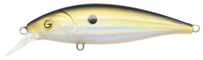 Воблер GAD PROG 80F-SR, 80 мм, 12.5.гр, 0.6-0.9, цвет 006