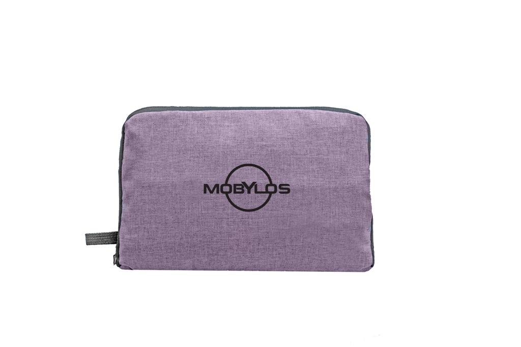 Рюкзак женский складной Mobylos Classic, 30394/ф, фиолетовый Mobylos