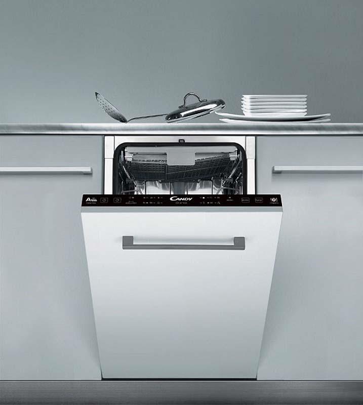 Фото - Посудомоечная машина Candy CDI2L11453-07, 90000006742, встраиваемая, белый посудомоечная машина candy cdcp 8 еs 7