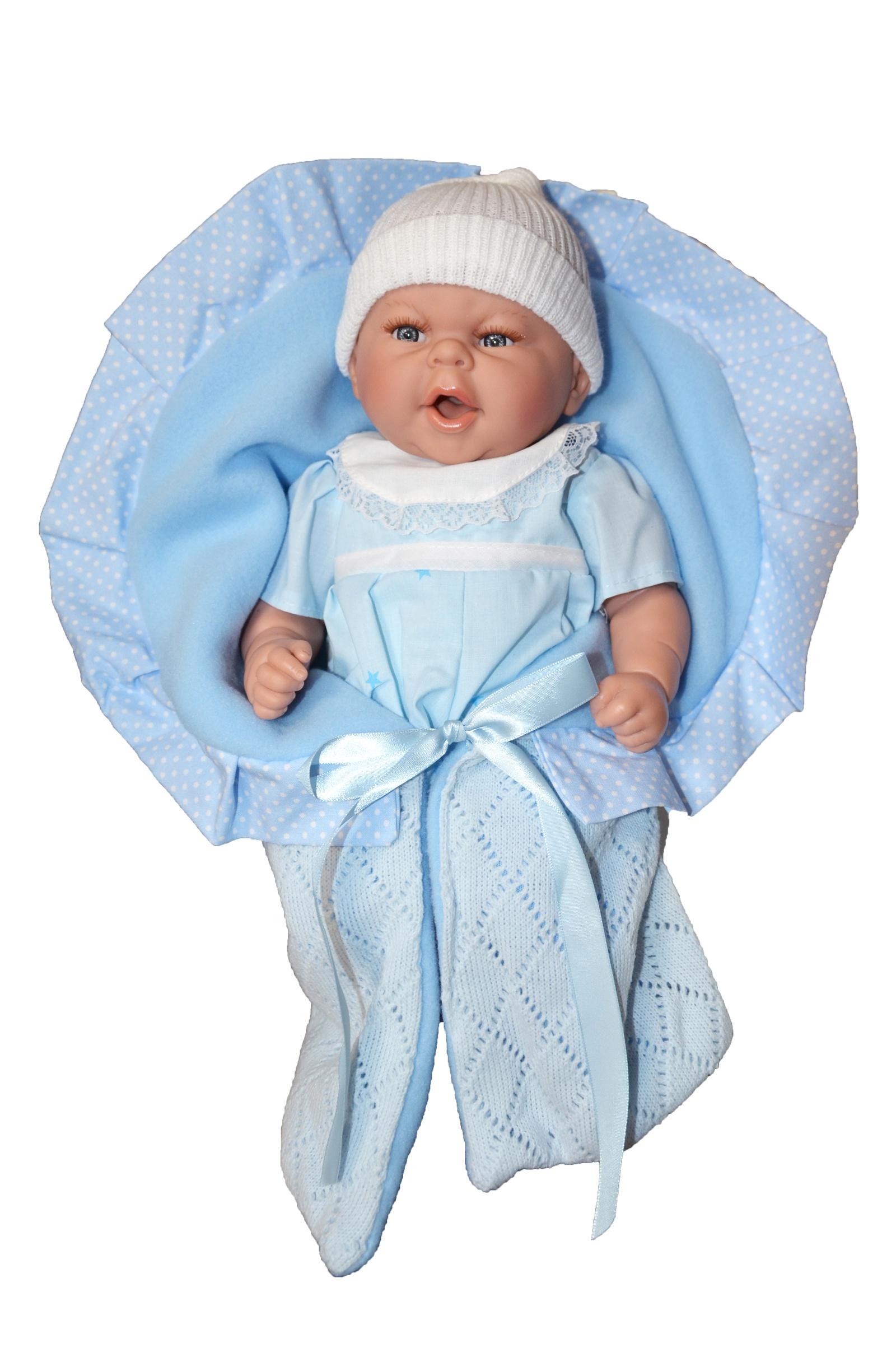 Кукла Munecas Manolo Dolls Nana Grande Thais, озвученная, 2021