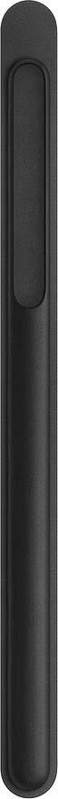 Чехол для стилуса Apple Pencil Case Apple Pencil, MQ0X2ZM/A, black ручка стилус philippi doux in a black pencil case z54069 30