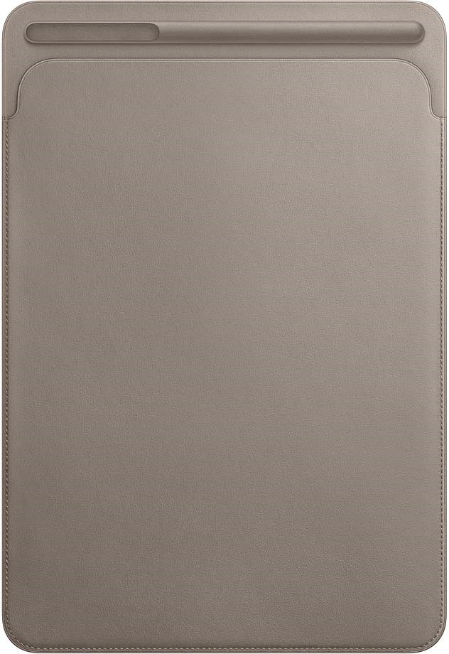 Чехол для планшета Apple Leather Sleeve для iPad Pro 10,5, MPU02ZM/A, taupe стилус other apple ipad samsung galaxy s3 i9300 21 eg0628
