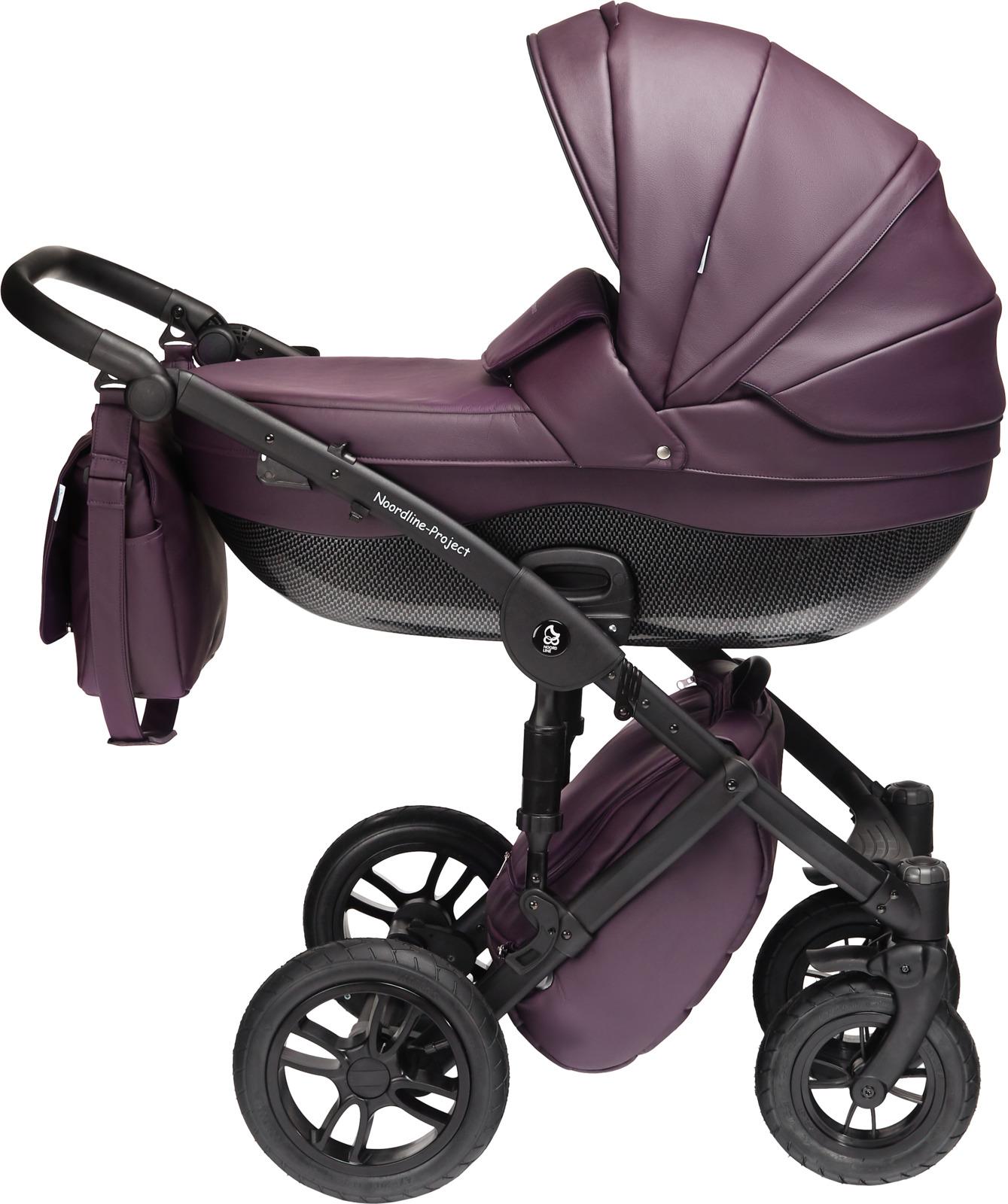 Коляска Noordline Stephania Style 2 в 1 Purple
