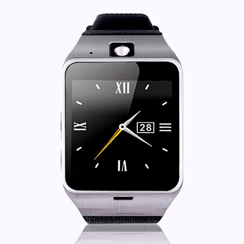 Фото - Умные часы Zodikam GV18, 1060, серебристый видео