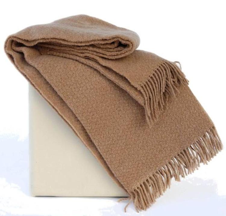 Плед Василиса У камина 167636, коричневый, 130 х 180 см плед enjoyme silver snow en ny0055 130 х 180 см