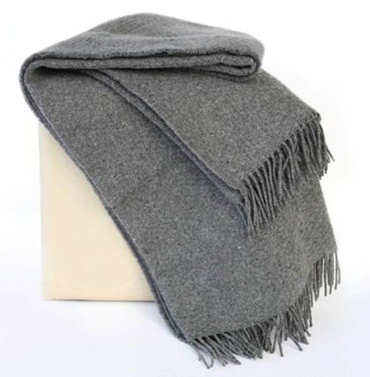 Плед Василиса У камина 167635 , серый, 130 х 180 см плед enjoyme silver snow en ny0055 130 х 180 см