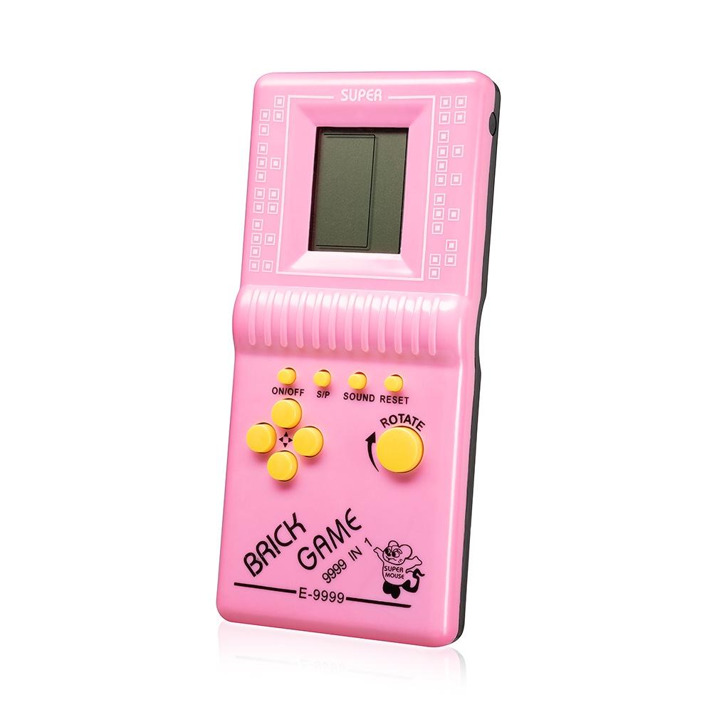 Электронная игрушка FindusToys Тетрис FindusToys, FD-02-050/Розовый розовый бластер для девочки findustoys blaze storm fd 08 015 белый черный розовый