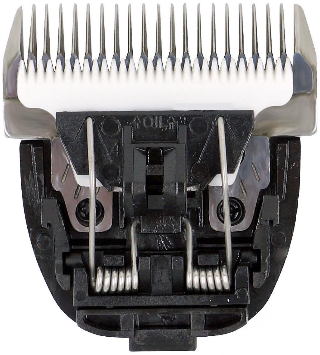 Насадка для стрижки животных Codos нож 9мм CP-9200/9180/9500/9580/9600/9180/9700, черный сменный нож для машинки codos cp 9580 cp 9600 ср 9200 cp 9180 cp 9700 325015