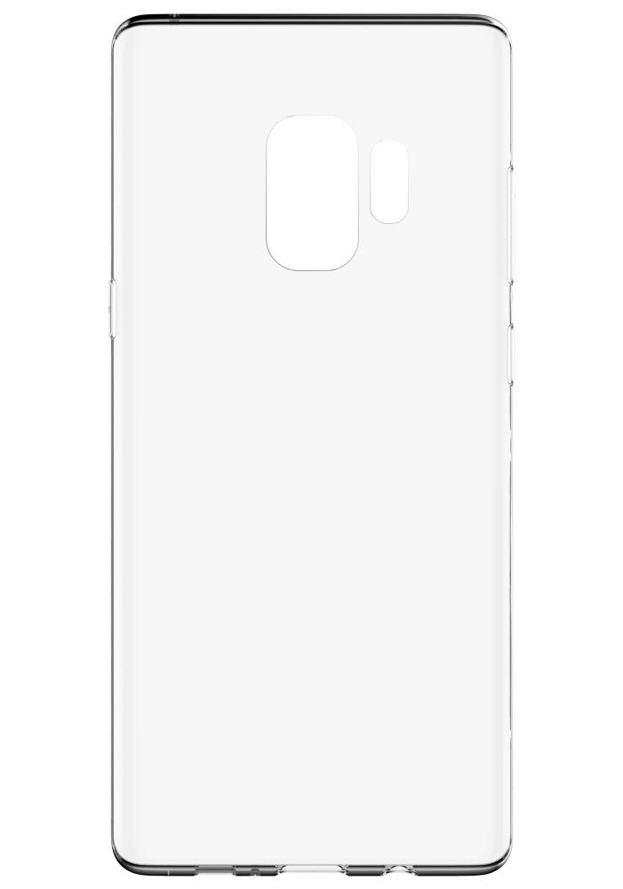 Чехол для сотового телефона Devia Naked для Samsung Galaxy S9+, прозрачный