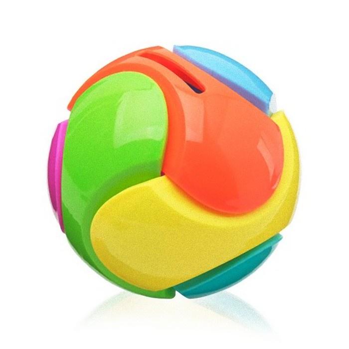 Головоломка-копилка FindusToys Цветной шар, FD-01-069 душевая система kaiser 90190 2 бронза
