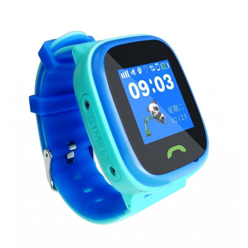 Умные GSM часы для детей ZDK HW8, 1160, голубой