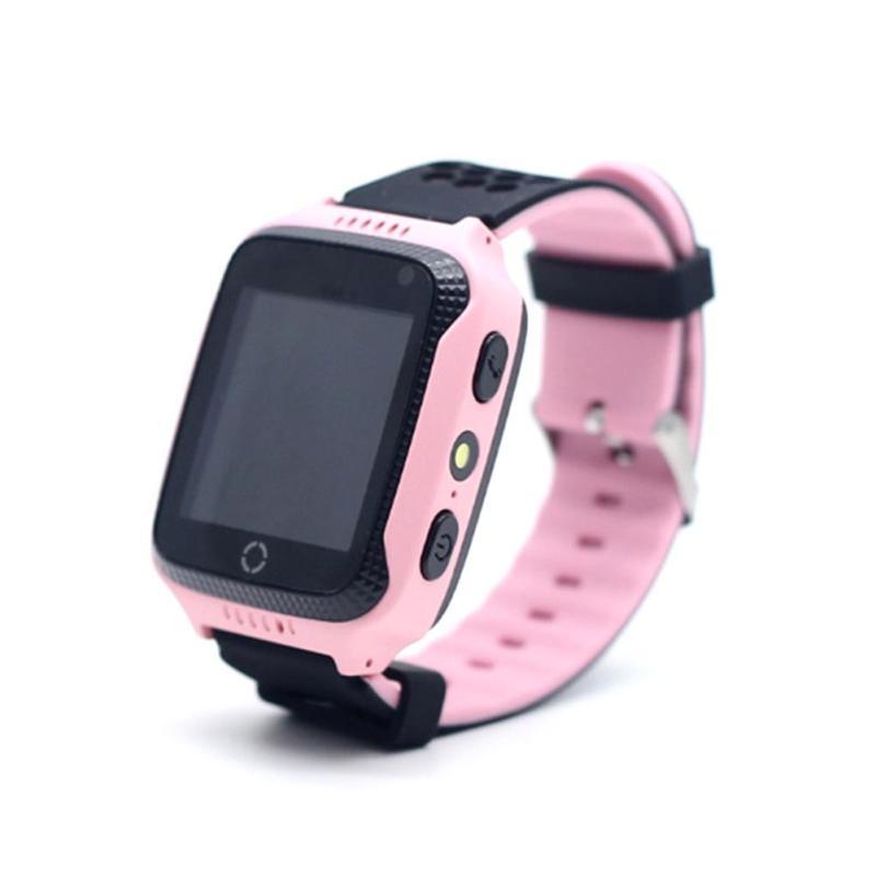 Умные часы для детей ZDK G900A, розовый