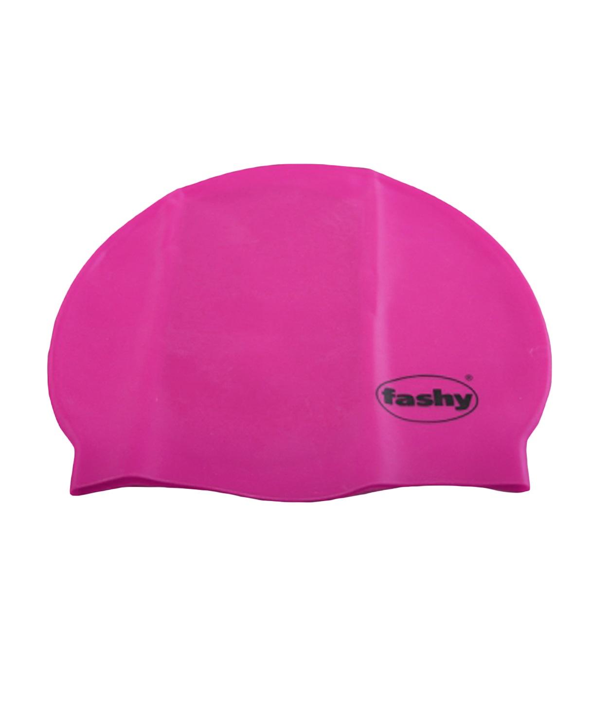 Шапочка для плавания Fashy Silicone Cap, 3040-43, розовый стоимость