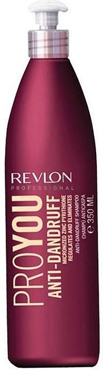 Revlon Professional Pro You Шампунь против перхоти Anti-Dandruff Shampoo 350 мл revlon professional pro you anti dandruff shampoo шампунь против перхоти 350 мл