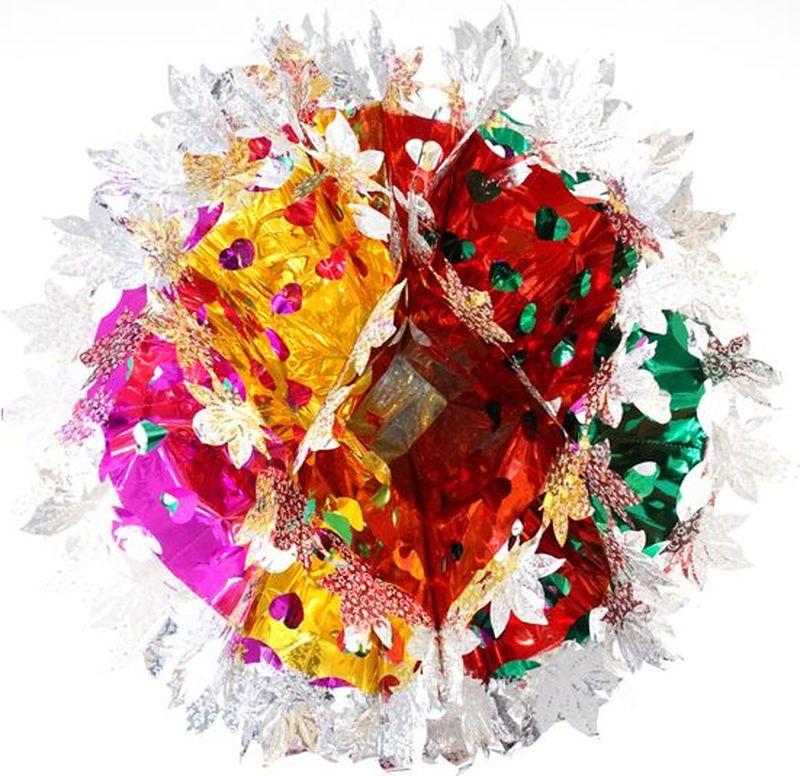 Растяжка декоративная Яркий Праздник