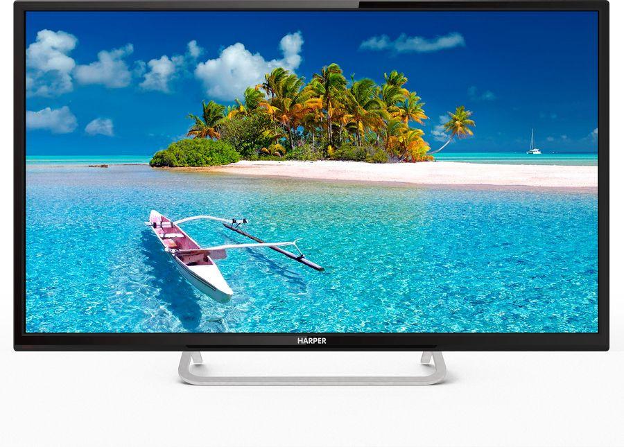 лучшая цена Телевизор Harper 32R660T 32