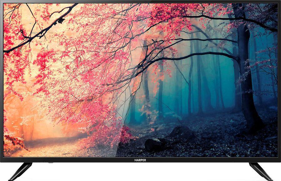 Фото - Телевизор Harper 50U750TS 50, черный видео