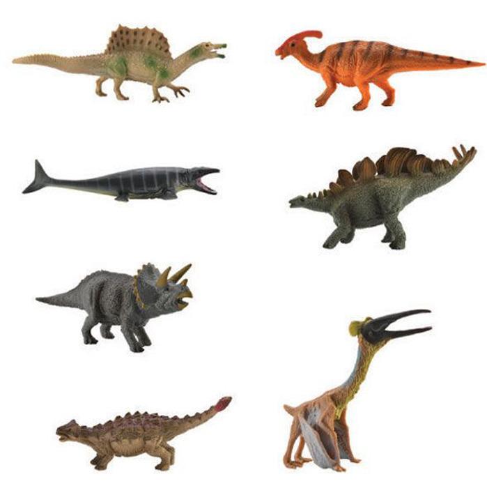 Collecta Набор фигурок Динозавры 7 шт A1133